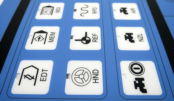 英国富士色丽可艾康油墨PET HF系列是无卤素免处理PET丝印油墨