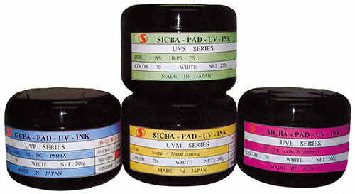 色霸移印UV油墨200克